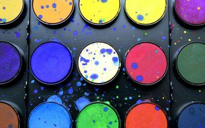 Uudet värit elämän paletissa